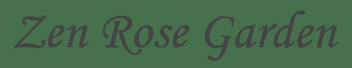 Zen Rose Garden