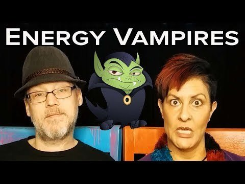 How To Stop Energy Vampires In Relationships | Get Your Power Back!