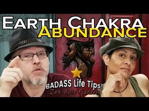 How To Attract Abundance | Earth Star Chakra Activation Secrets
