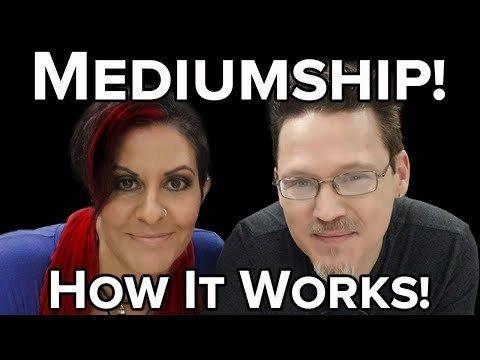 Mediumship Training, How Do Mediums Work?