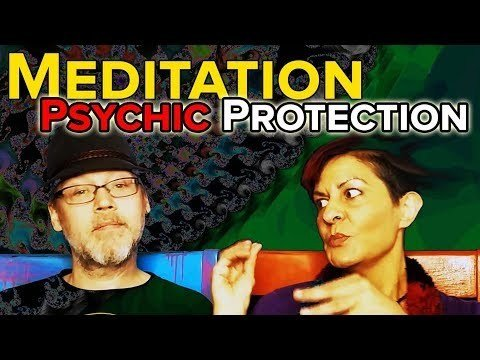 Guided Meditation For Protection | Psychic Protection Meditation