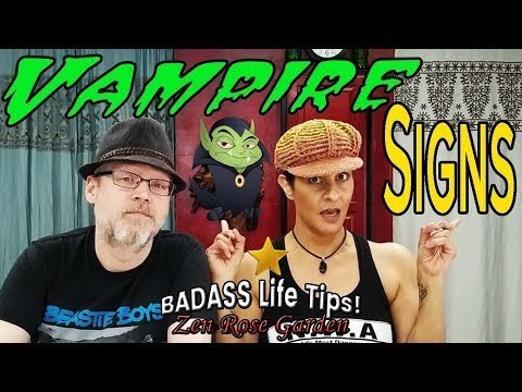 How To Stop Energy Vampires In Relationships | Signs Of Energy Vampires
