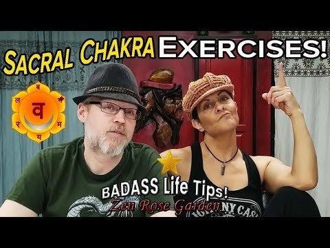 Sacral Chakra Healing Tips | Sacral Chakra Exercises