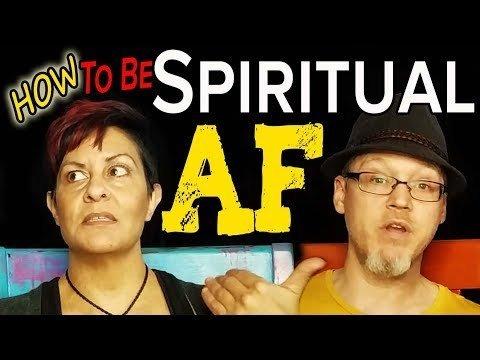 How To Be Spiritual AF | 3 Tips To Be A Spiritual BADASS!