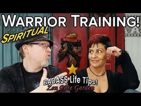 How To Be Spiritual AF | The Spiritual Warrior Training You NEED!