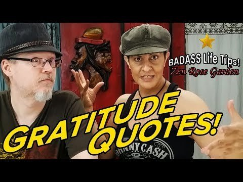 Gratitude Quotes And Sayings   How To Be Spiritual AF