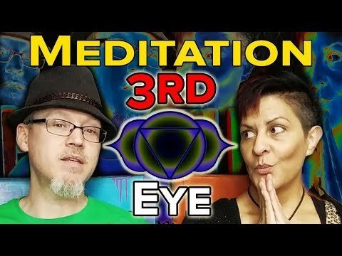 Third Eye Chakra Meditation Third Eye Opening Meditation