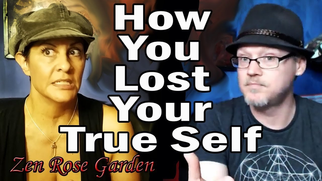 How To Find Your True Self, Is Your Authentic Self or The False Self In Charge